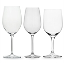 Glass & Co In Vino Veritas 12 Glass Bordeaux, Chianti and Water Set