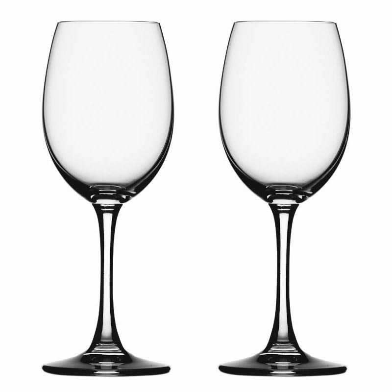 Spiegelau soiree large white wine glass set of 2 for Large white wine glasses