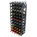 CellarStak 55 / 60 Bottle Plastic Wine Rack - Black