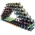 CellarStak 55 / 60 Bottle Plastic Wine Rack - Black