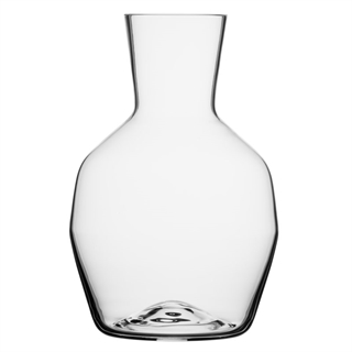 Mark Thomas Double Bend Crystal Wine Decanter 1.5L