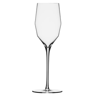Mark Thomas Double Bend Champagne Glass / Flute - Set of 2