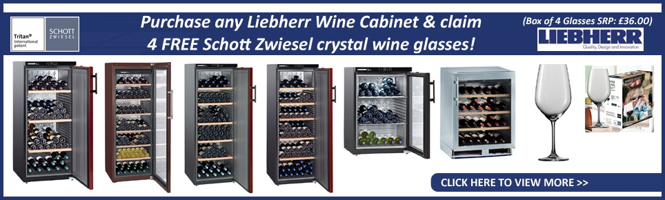 Liebherr FREE Glasses Offer