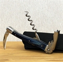 Chateau Laguiole Corkscrew Blue Stamina Wood Handle