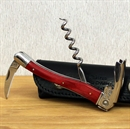 Chateau Laguiole Corkscrew Red Stamina Wood Handle