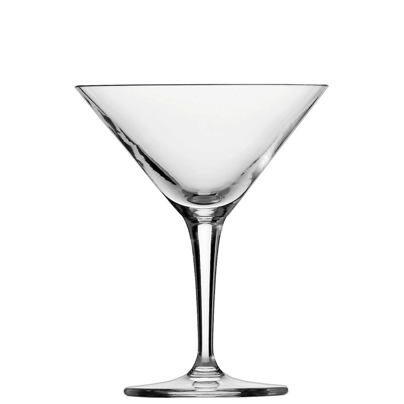 schott zwiesel basic bar classic martini glass set of 6
