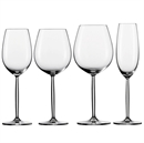 Schott Zwiesel Diva 24 Glass Set - Red, White, Water, Champagne