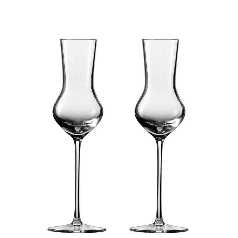 Crystal Grappa Glasses