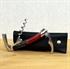 Forge De Laguiole Corkscrew Red and Black Wooden Handle