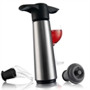 Vacu Vin Vacuum Wine Saver Gift Set - Stainless Steel