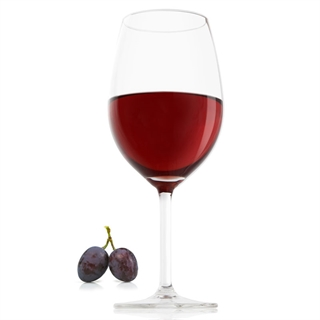 VacuVin Red Wine Glass - Set of 2