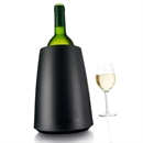 Vacu Vin Rapid Ice Prestige Active Wine Cooler - Black