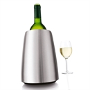 Vacu Vin Rapid Ice Prestige Active Wine Cooler - Stainless Steel