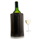 Vacu Vin Rapid Ice Wine Cooler Sleeve - Black
