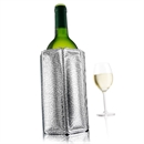 Vacu Vin Rapid Ice Wine Cooler Sleeve - Silver