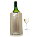 VacuVin Rapid Ice Wine Cooler Sleeve - Chrome