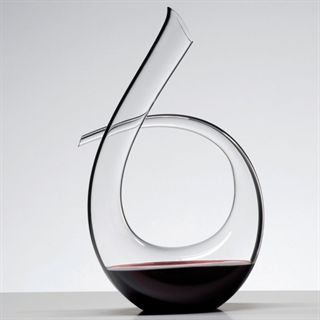 Riedel Black Tie Crystal Wine Decanter 1.9L - 4100/23
