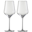 Eisch Glas Sky Sensis Plus Bordeaux Glass - Set of 2