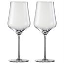 Eisch Glas Sky Sensis Plus Bordeaux Glass - Set of 2
