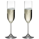 Riedel Wine Range Champagne Glasses / Flute - Set of 2 - 6448/8
