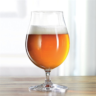 Spiegelau Beer Classics Stemmed Pilsner / Tulip Beer Glasses - Set of 4