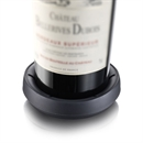 Vacu Vin Wine Bottle Coaster - Black