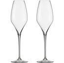 Zwiesel 1872 The First - Cuvee Prestige, Fine Sparkling Wine / Champagne Glass - Set of 2