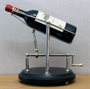 Ercuis Wine Decanting Cradle - Silver Plated, Round Base