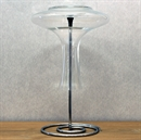 Peugeot Wine Decanter Drainer / Drying Stand - Round Base