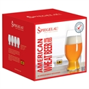 Spiegelau Craft Beer American Wheat Beer Glasses - Set of 4