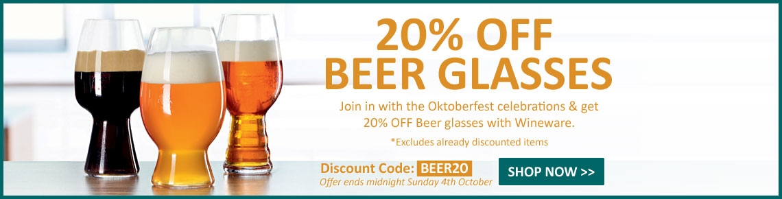 Oktoberfest 2015 Offer - Save up to 20%!