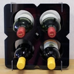 View more bespoke oak wine racks from our Counter Top Wine Racks range