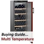 Multi-temperature Wine Cabinet / Cooler Buying Guide