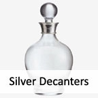View more wine decanters from our Silver Decanters range