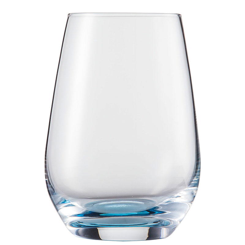 schott zwiesel vina touch water tumbler blue set of 6 glassware uk glassware suppliers. Black Bedroom Furniture Sets. Home Design Ideas