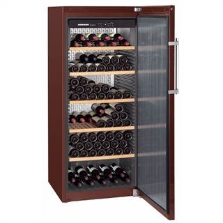 liebherr grandcru single temperature wine cabinet wkt 4551 free uk maninland delivery and 2. Black Bedroom Furniture Sets. Home Design Ideas