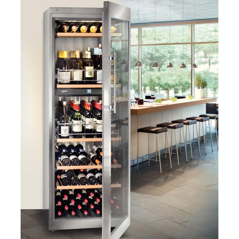 liebherr vinidor 2 temperature wine cabinet wtpes 5972 wine fridges uk wine fridge suppliers. Black Bedroom Furniture Sets. Home Design Ideas