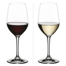 Riedel Restaurant - Sangiovese / Zinfandel Red + Riesling / Sauvignon Blanc White Wine Glass 370ml - 446/15