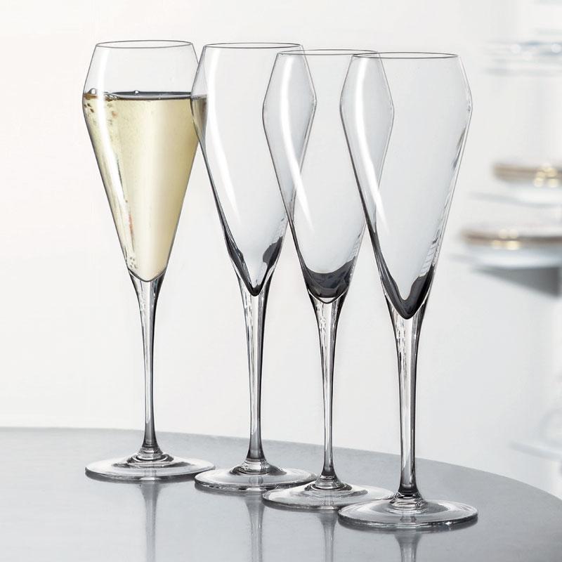 Spiegelau Willsberger Champagne Glass / Flute, Glassware; UK Glassware Suppliers - Wineware.co.uk