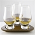 The Glencairn Official Whisky Glass Flight Tasting Tray - Set of 3