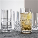 Nachtmann Highland Cut Glass Long Drink Mixer Tumbler - Set of 4