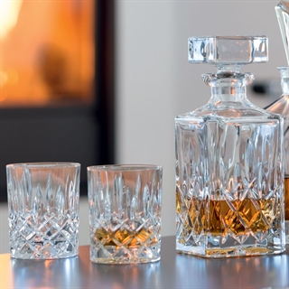 Nachtmann Noblesse Spirit / Whisky Tumbler & Decanter Set