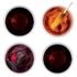 Riedel Glassworks Collection Red Wine - Set of 4 - 96097