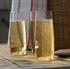 Govino Premium Plastic Champagne Flute / Glass - Set of 4