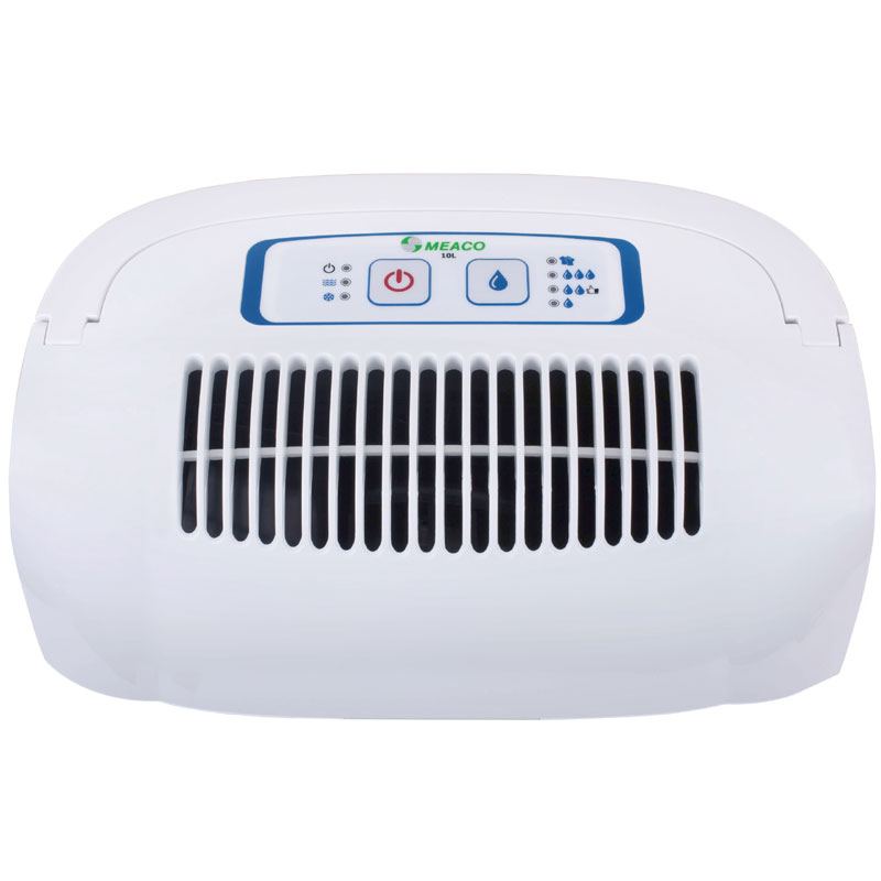 Meaco 10l dehumidifier product information - Small space dehumidifier bags set ...