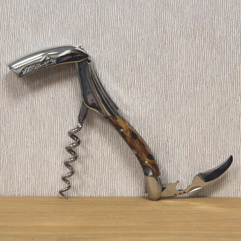 Laguiole En Aubrac Corkscrew Cactus Tree Root Handle With