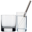 Eisch Glas Whisky Glassware & Pipette Set - Platinum