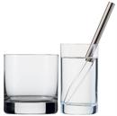 Eisch Glas Whisky Glassware & Pipette Set - Platinum