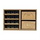 Showcase Wooden Wine Bottle Display - 48 Bottles