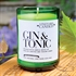 Vineyard Candles Gin & Tonic Scented Candle